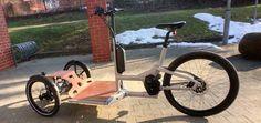 HNF CD-1 Cargo Bike