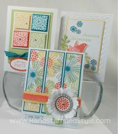 Hill Country Retreat Card Class for April