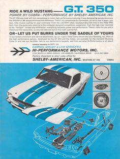 Mustang GT350 Ad Car Life Mustang Guide.