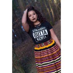 'Confidence is the sexiest thing a woman can wear' Skirt @oriwodesign.de  Model @queenin_morena  Necklace @africanson254_  Photographer @clurayvisuals  Creative director @clurayvisuals  #entrepreneurship #madeingermany #hustle #curvygirl #curvymodel #africanfashion #ankarafashion #dashiki #kenya #mixedchick #ankaramaxiskirt #model #photography #slowfashion #blackgirlmagic #photoshoot #kaiserslautern  #myblackisbeautiful #africanwaxprint #africaninspired #curvyfashion #naturalhair…