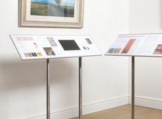 iPad® Reader Rail | Digital & Printed Display