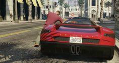 Grand Theft Auto V rewards