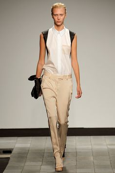 Reed Krakoff Spring 2013 RTW - Review - Fashion Week - Runway, Fashion Shows and Collections - Vogue - Vogue