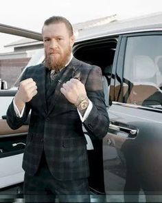 Conor Mcgregor Style, Suit Jacket, Button Down Shirt, Men Casual, Suits, Mysterious, Mens Tops, Mac, Jackets