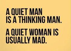 Man vs Woman Quotes