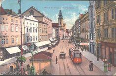 Centrum, Linz Europe, Linz, Historical Pictures, Rice