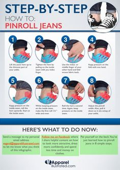 how to pinroll jeans - Google Search