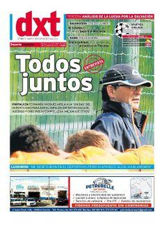 La Portada del DXT Campeón - DXT - Stadio Sport - Diario de opinión en Coruña