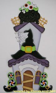 paper piecing halloween   Details about Halloween Witch House-Paper Piecing Set for Scrapbook ...