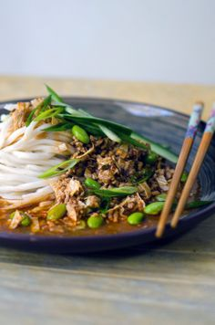 Zha Jiang Mein by heneedsfood #Noodles #Chinese