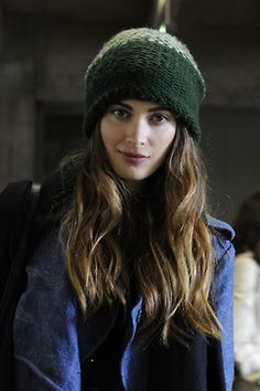 Love this wool hat