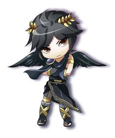 Dark Pit Do Game Kid Icarus