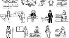 Dibujos para colorear del Día de la mujer trabajadora Homeschool, Education, Comics, Image, Women, Year 2, Mochi, Puzzles, Google