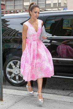 Cute Dress Hideous Shoes