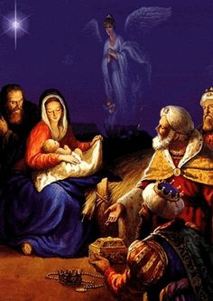 what it's all about... The Birth of our Savior!