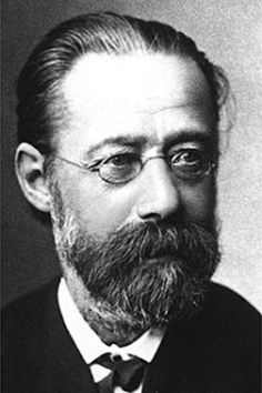"""Bedřich Smetana (1824 - 1884) was Born in Litomyšl, Bohemia (now the Czech Republic). He is one of the first of the great 19th-century """"nationalist"""" composers; Smetana gave his beloved Bohemia a central role in his two most famous works, the orchestral suite Má Vlast and the opera The Bartered Bride. Utterly devoid of bombast or jingoism, these allusions only serve to deepen a listener's appreciation of Smetana's music."""
