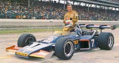Gary Bettenhausen Penske McLaren IMS 1972