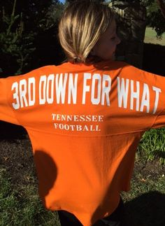 Tennessee Orange and White Pom Pom Pompom by SweetDesignsBtque