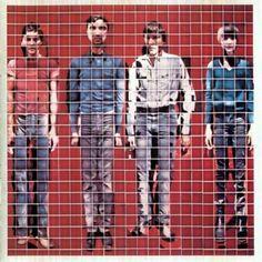Album Cover - Talking Heads