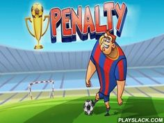 Penalty  Android Game - playslack.com , Penalty - an absorbing game for android, you can feel yourselves as an actual football player, and train with a ball and penalty. Train your abilities to goal all balls in the game. You are waited for by different hindrances during 24 interesting levels. Become a qualified football player!