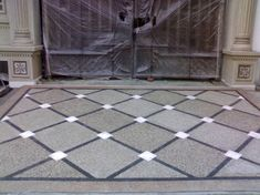 Porch Wall Design, Front Wall Design, Concrete Backyard, Concrete Patio Designs, Ramp Design, Floor Design, Modern Main Gate Designs, Affordable Bedroom Sets, Modern Carport