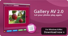 Slideroll is a photo slideshow maker that you can use to create slide shows with your photos.
