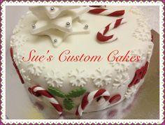 Christmas cake no.4