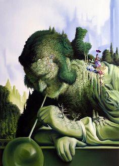 Surreal art by Vasilis Avramidis