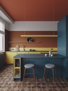 Need to outfit your interior designers? Here are the 10 best tools for interior designers for One of the most important pieces is the most forgotten: c. Interior Design Tips, Interior Design Inspiration, Interior Decorating, Kitchen Interior, Kitchen Design, Kitchen Decor, Espace Design, Kitchen Sets, Interiores Design