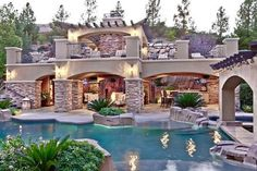 great backyard!