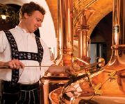 Take a tour of Griesbrau Brewery when you stay at the Edelweiss Lodge & Resort