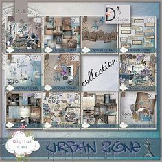 collection Urban Zone by Doudou's Designs http://digital-crea.fr/shop/pack-complet-c-114/urban-zone-complete-collection-p-17455.html