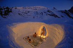 10 coolest (no pun intended) ice hotels in the world