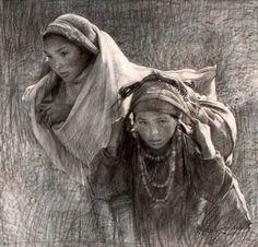 Social Realism Art, Social Art, Amazing Drawings, Easy Drawings, Pencil Drawings, Figure Drawings, Life Drawing, Drawing Sketches, Drawing Ideas
