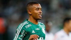 The 19-year-old is weeks away from his debut in the Premier League after leaving Palmeiras and hopes to take the  Source