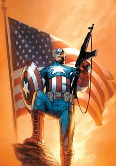 captain america  1 | Review: Ultimate Captain America #1