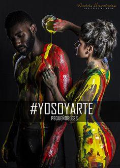 YoSoyArte  Modelo: Pequeño Bless & Diana luna  Fotografia: Andres Hernandes