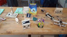 Από το περίπτερο της ΛΑΤΖΙ.ΠΛΑΝ (Solar Toys) στην έκθεση THE MEET MARKET...