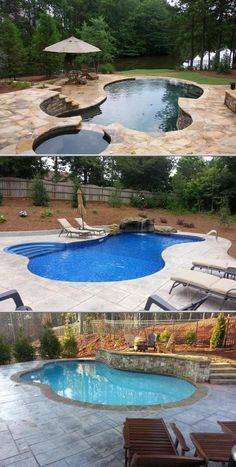 This company strives to provide efficient and quality swimming pool installations at competitive prices. They build any type of pool, from basic to the most elaborate one. They also do repairs.