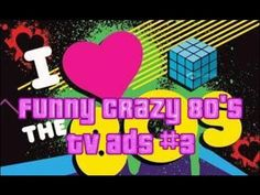Crazy Funny 80's T.V. Ads - Try Not To Laugh Or Grin #3 Crazy Funny, Wtf Funny, 80s Tv, Happy Pills, Try Not To Laugh, Good Vibes, Viral Videos, Ads