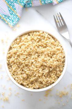 How to Make Perfectly Cooked Quinoa | Eating by Elaine
