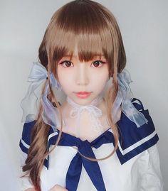 @eeelyeee  #kawaii #cute #anime #manga  #cosplay #cosplayer #cosplayers #cosplaysekai #cosplayworld #jfashion #japanesefashion #harajukufashion #tomia #kfashion #koreanfashion #korean #ulzzang