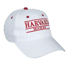 122e95690ac83 Harvard Snapback College Hockey Bar Hats by The Game Hockey Hats