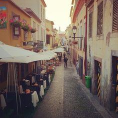 Rua de SantaMaria - Madeira