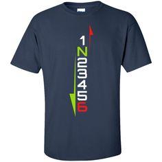 Motorcycle Shift V2 GP T-Shirt