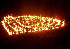 Fire Labyrinth.