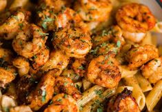 Cajun Shrimp Pasta with a spicy and rich cream sauce is a quick and easy dinner recipe with just the right amount of kick! by shavaughny Read Shrimp Recipes For Dinner, Shrimp Recipes Easy, Easy Dinner Recipes, Seafood Recipes, Pasta Recipes, Cooking Recipes, Fish Recipes, Dinner Ideas, Cajun Shrimp Pasta