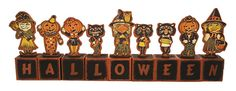 vintage hALLoween decor - Google Search