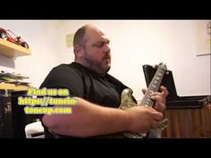 Guitar Lesson 16d: Dan's modified PRS and talk about volume pedals and buffers – Tune in, Tone up! Guitar lessons