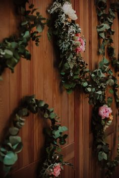 rustic wedding / flowers on the wheel / green / fot. Ola Gruszka Fotografia